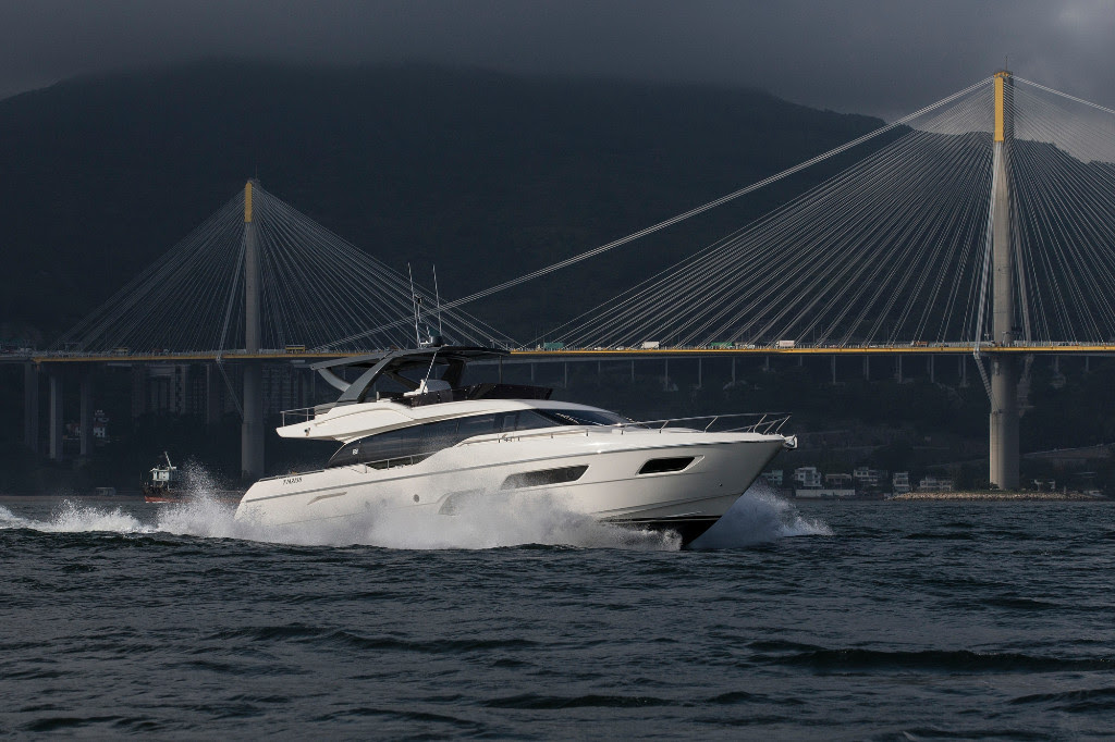 Ferretti Group Open Days 2016 Hong Kong